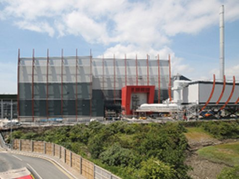 Plymouth - Devonport EFW CHP Facility; SWDWP