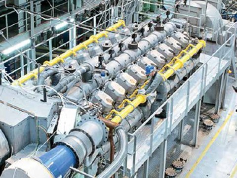 Diesel Combined Cycle Systems